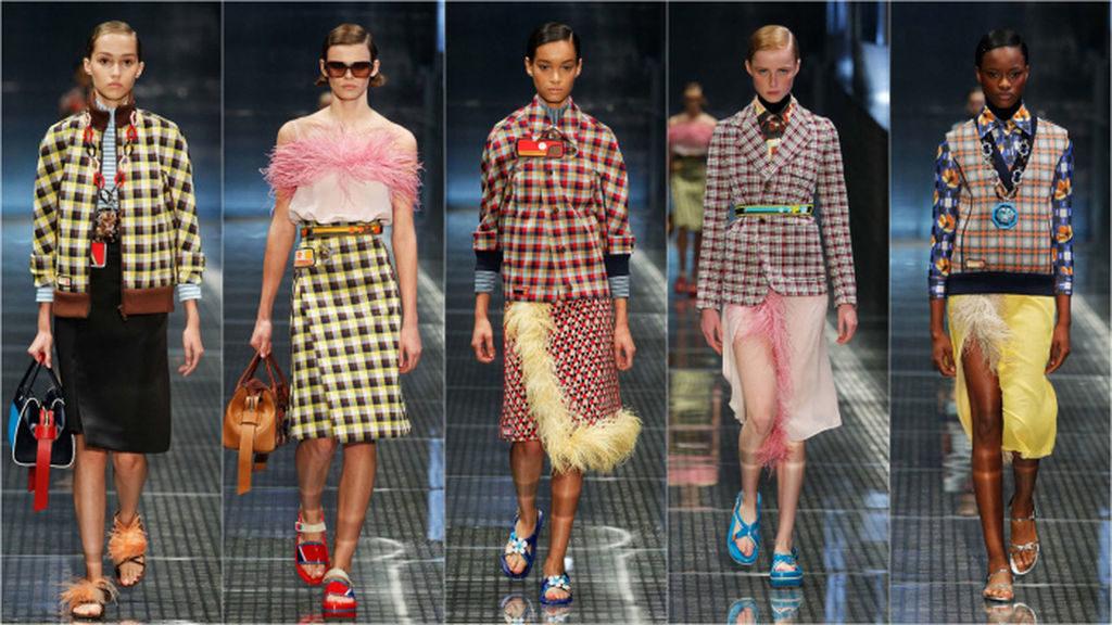 vichy modelos primavera verano ¿Cómo surgió la tendencia Vichy? Tendencia Vichy