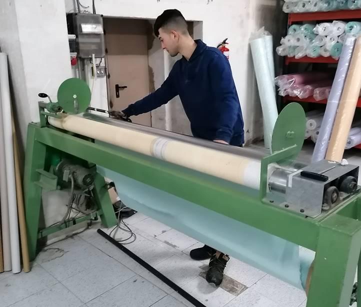 empresa textil operarios