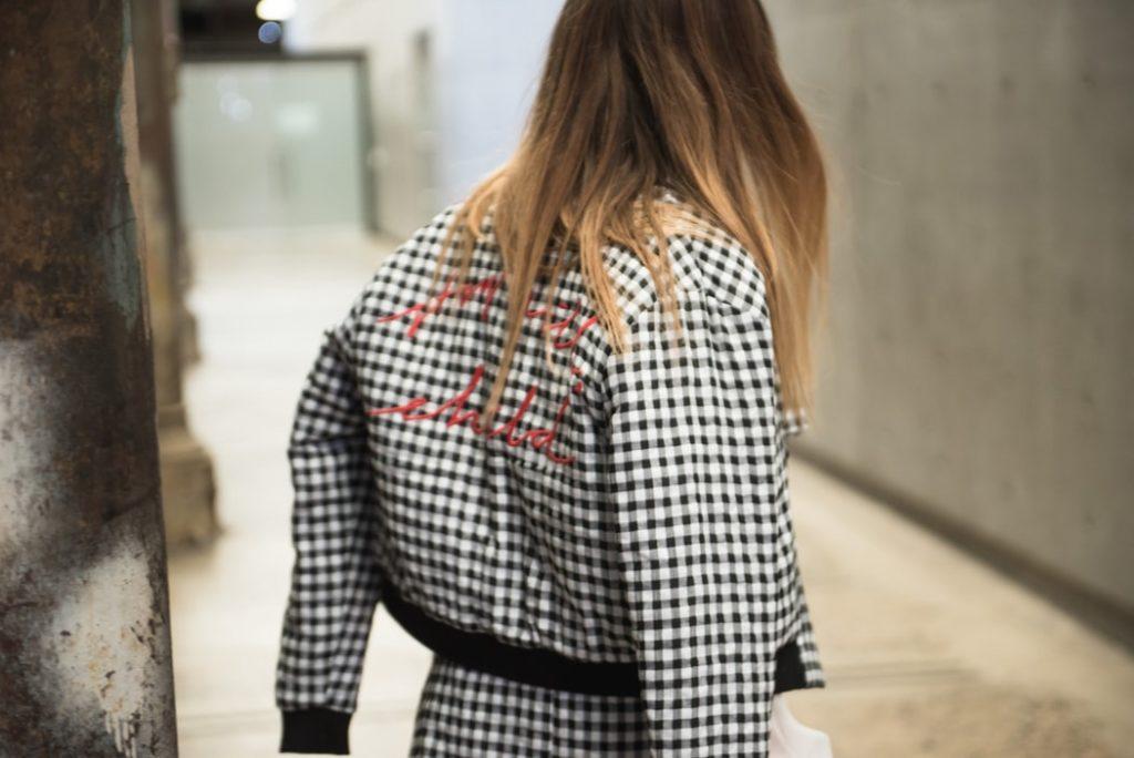 cuadros vichy otoño 2019 outfit