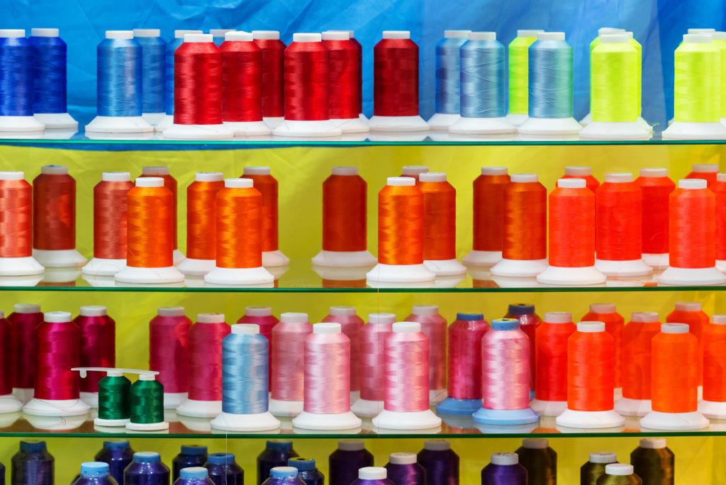 cómo funciona una empresa textil