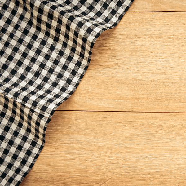 tejido cuadro vichy para uniformes niños