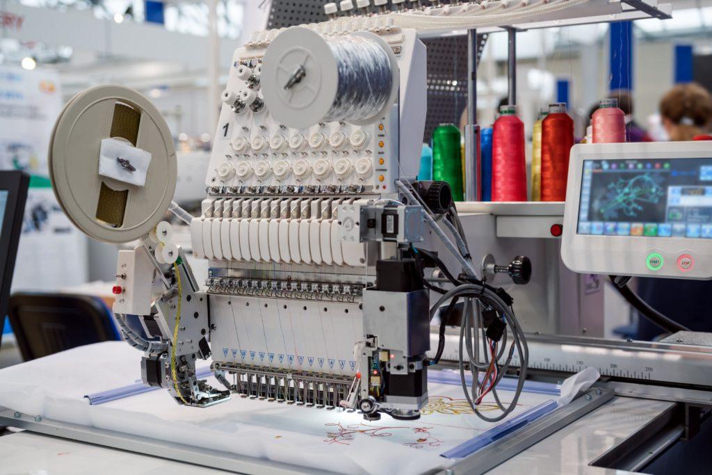 nueva tecnologia fábrica de confección textil