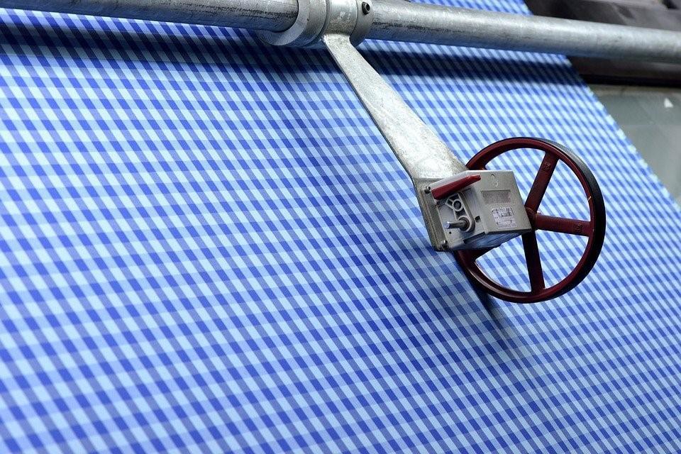 vichy fábrica de confección textil