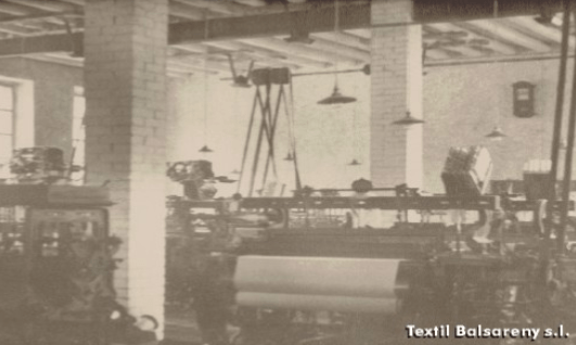 1920 Tèxtil Balsareny, más de cien años como proveedores de telas