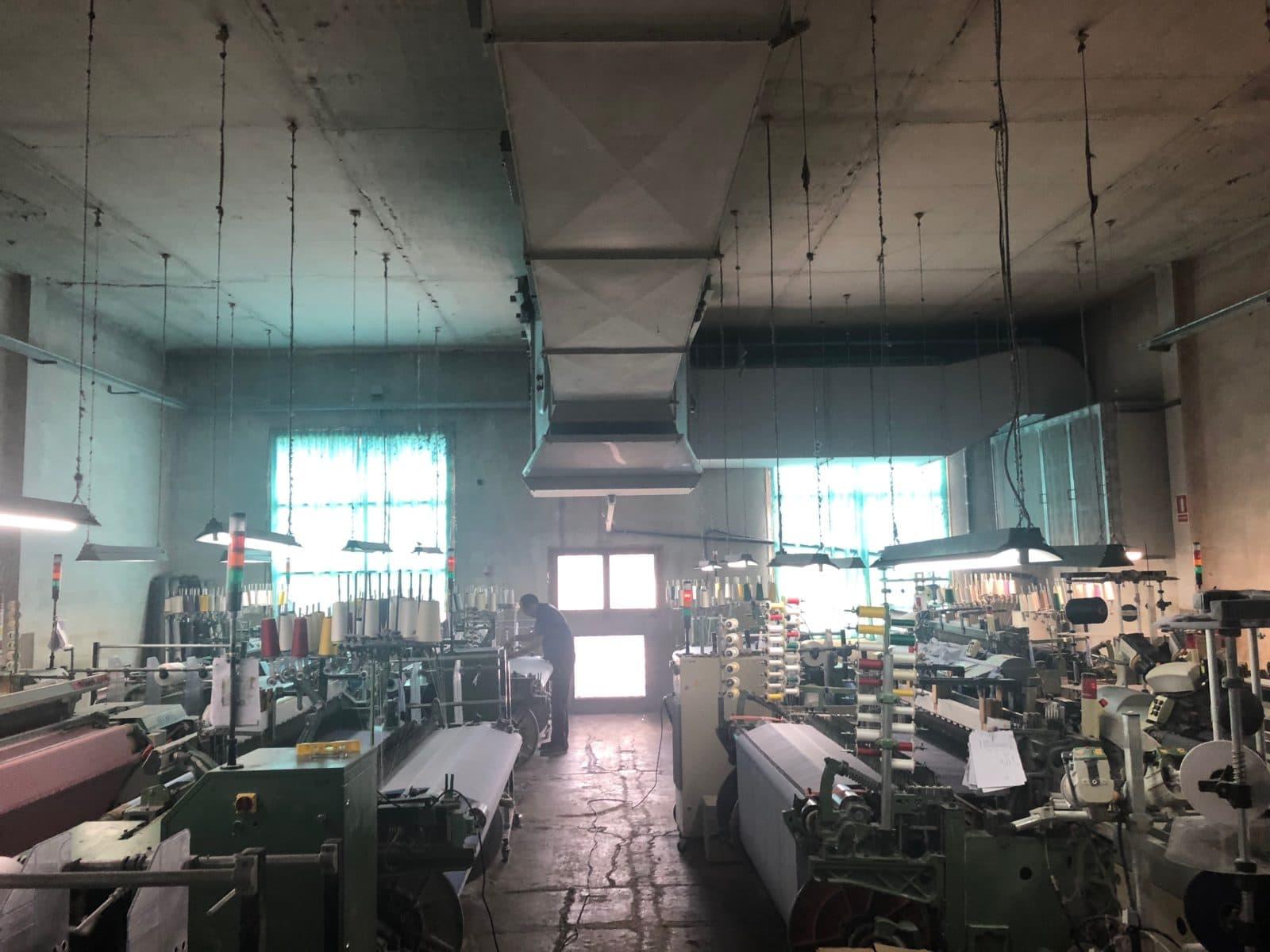 IMG 1008 Evolución de la industria y fábricas de textil en España