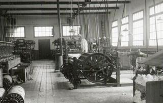 destacada historia La industria textil, un sector con historia Industria textil