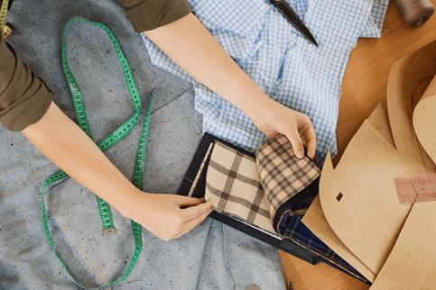 mostres de teles distribuidor de tejidos empresa textil balsareny Distribuidor de tejidos empresa: Los uniformes con nuestras telas Vichy