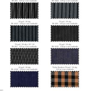 tipos de tejidos distribuidor de tejidos empresa textil balsareny Distribuidor de tejidos empresa: Los uniformes con nuestras telas Vichy
