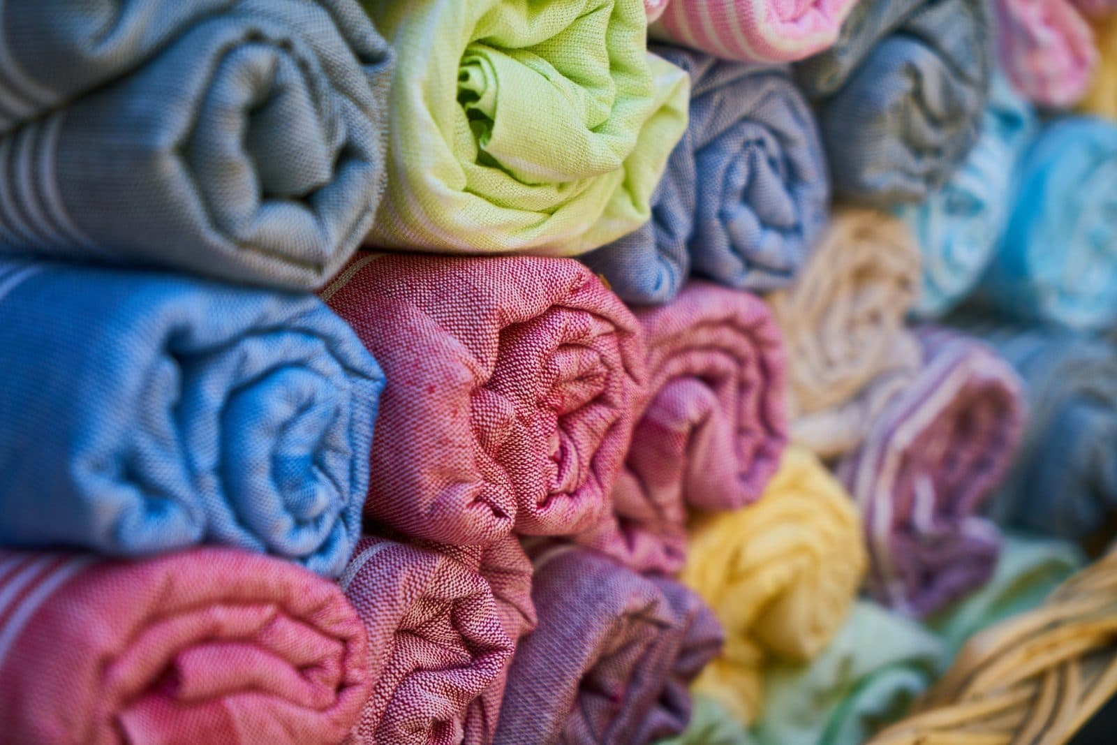 towel 1838210 1920 Telas para vestidos. ¿Qué recomendamos en Textil Balsareny?