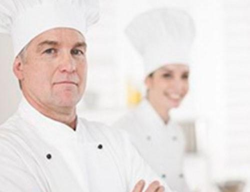 El atuendo de chef perfecto: los uniformes de cocina vichy